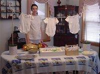 Becky's Baby Shower, Take 1