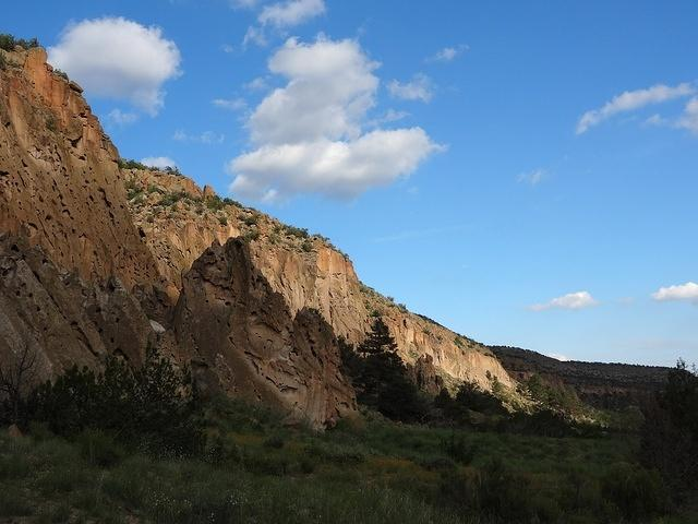 Bandelier NM Valley