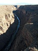 Rio Grande Gorge from bridge