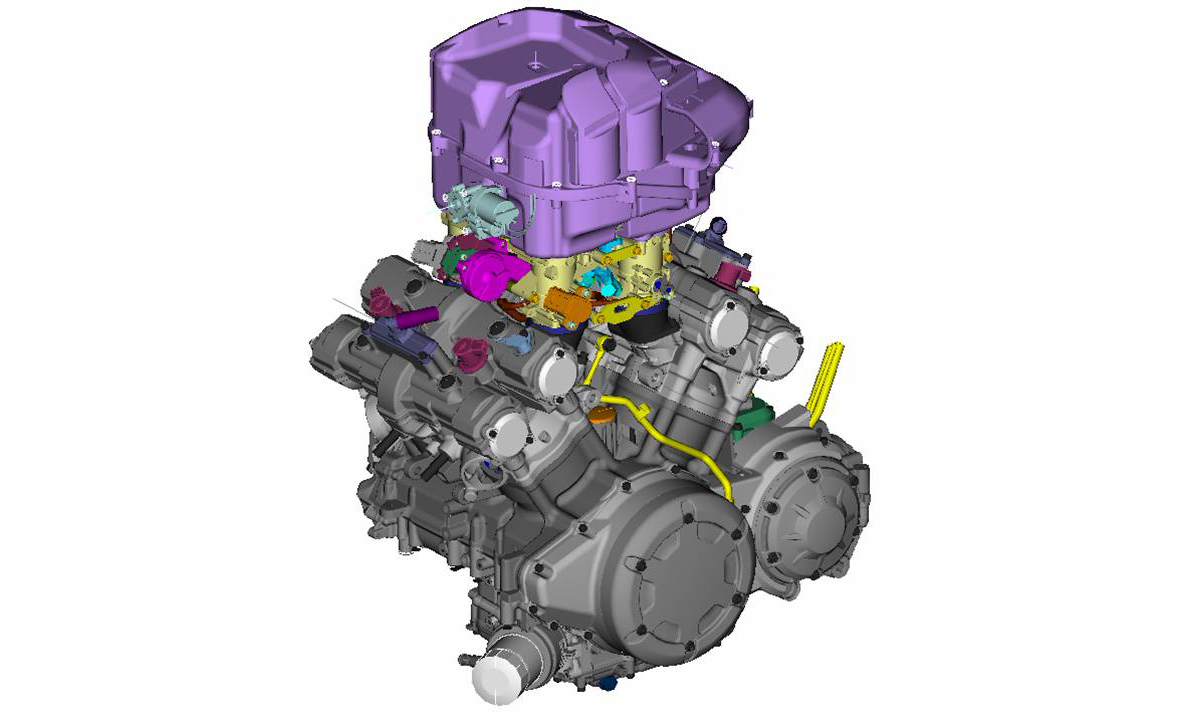 VMax engine weight & dimensions 4 years 7 months ago #16