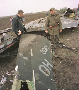 "LECCIONES APRENDIDAS PARA LA FAP: GUERRA DE YUGOSLAVIA 1999 ( Caso: Escuadron de caza MIG-29 ""VITEZOVI""  ) F_117_nn3"