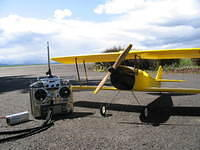 GWS Tiger Moth 400