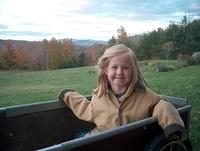ready for a hayride